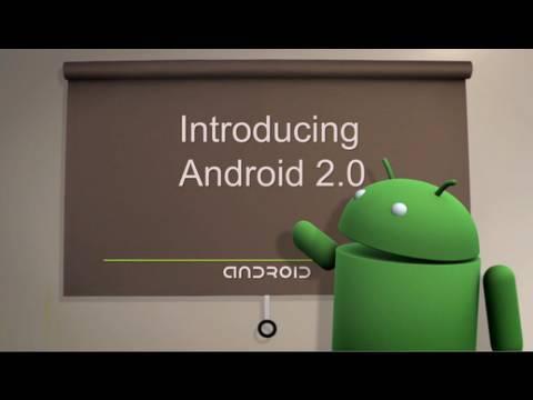 Google、Android2.0-「Eclair」を公式発表!