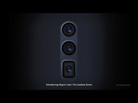 スマホのカメラはついに光学10倍ズームへ〜OPPOが2019年Q2に発売