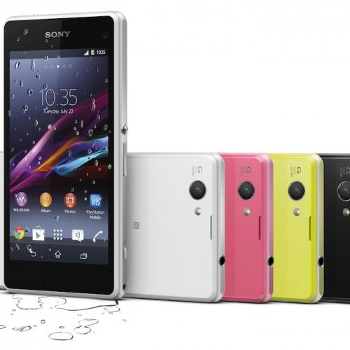 ソニーモバイル、Xperia Z1 CompactとXperia Z1Sを正式発表!