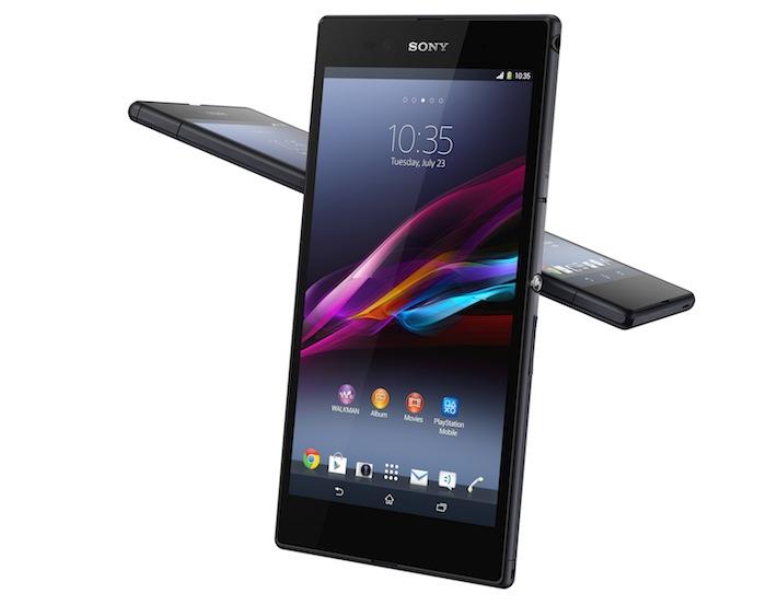 ソニーモバイル、6.44インチの大画面スマホ「Xperia Z Ultra」を発表!クロック数は2GHzオーバーに。