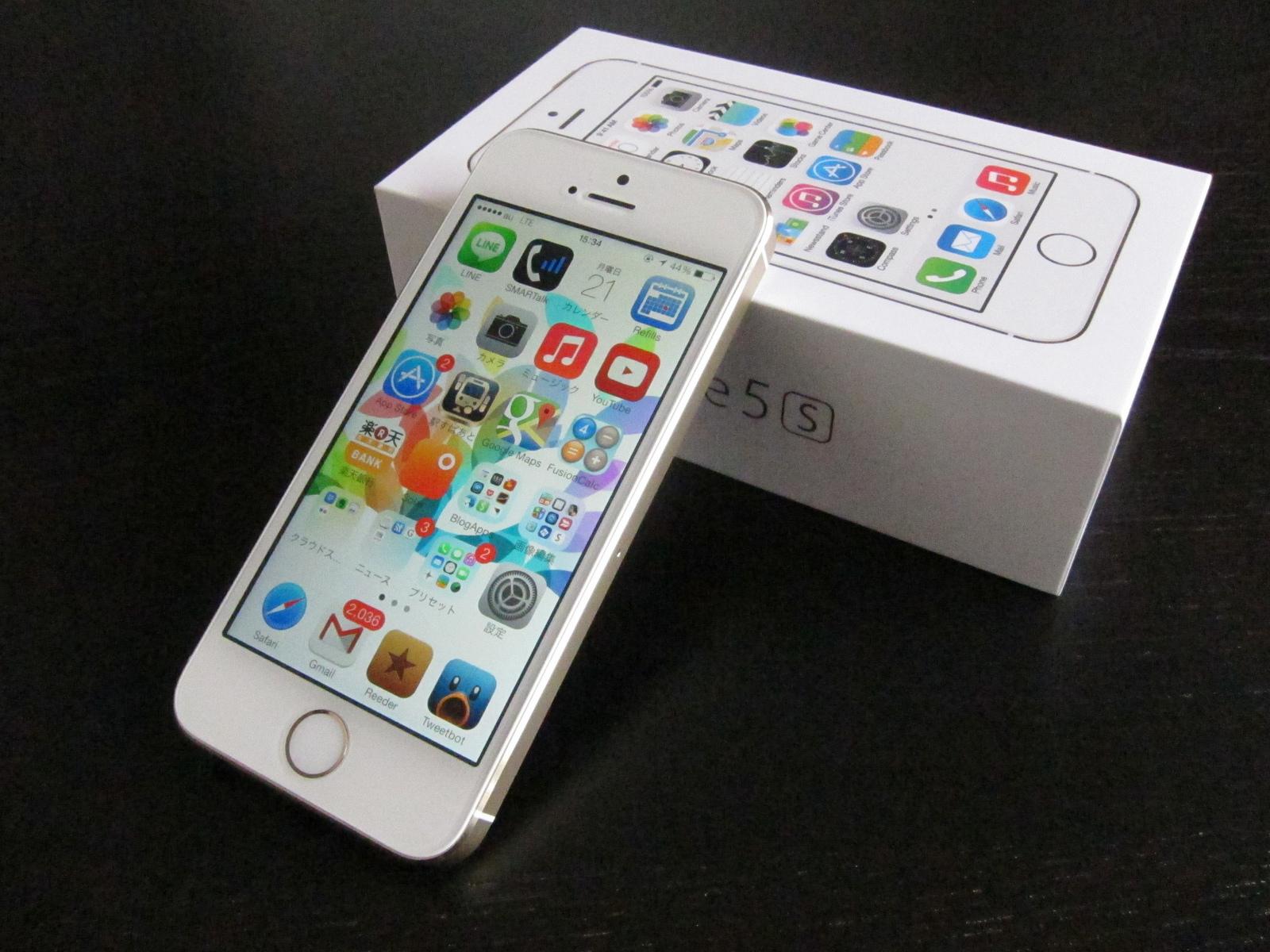 iPhone 5s/5c、発売から1ヶ月間で最も売れたのはソフトバンクモバイルに?