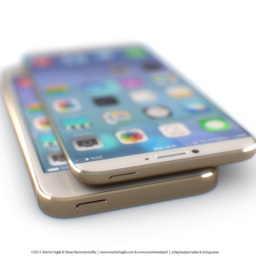 iPhone 6の発売日は9月に?Retinaディスプレイが進化かー日経報道