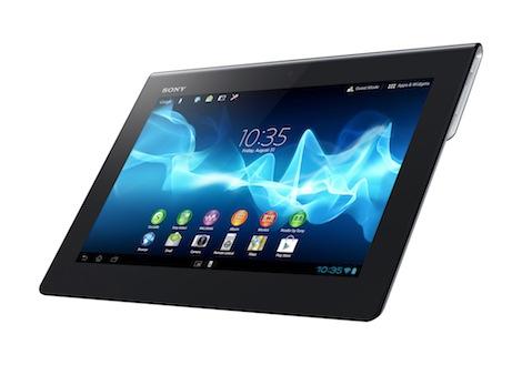 ソニーモバイル、クアッドコアの「Xperia Tablet S」を発表!9月7日より米国にて発売開始。