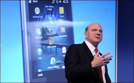 マイクロソフト、Windows Mobile 6.5を発表!