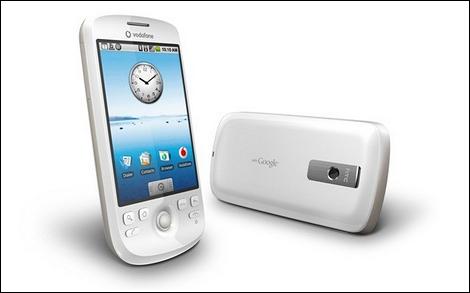 HTC、Android搭載スマートフォン「HTC Magic」を発表。