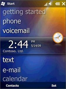 ウィルコム、WindowsMobile6.5搭載のスマートフォンを年内に発売