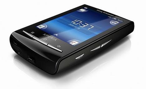 ソニー・エリクソンがXperia X10 miniとmini proを発表。
