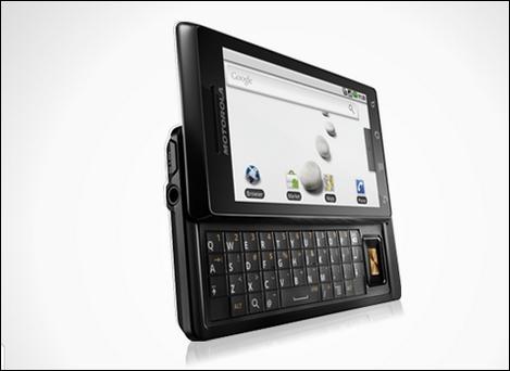 モトローラ、2010年内にAndroidを搭載したタブレットPCを発売。