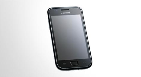 ドコモ、Android 2.2搭載「Galaxy S」を10月下旬に発売!
