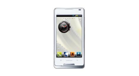 「SIRIUSa IS06」 - Android 2.2搭載の3Dアイコン搭載
