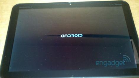 Android 3.0 のMotorola製タブレットPCの存在が明らかに。