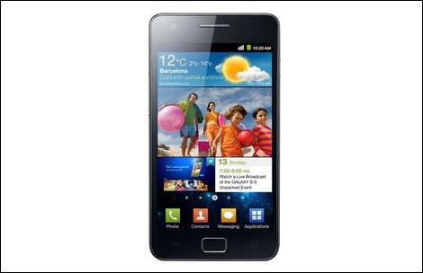 サムスン電子、「Galaxy S II」を英国にて5月1日に発売。日本での発売は6月?