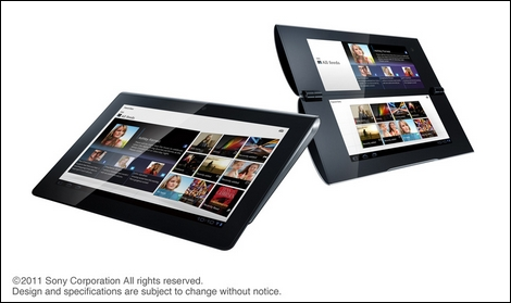 ソニー、プレステのゲームをプレイできるAndroidタブレットPC「Sony Tablet」を発表!