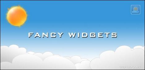 多機能なAndroidウィジェット「Fancy Widgets」が便利!