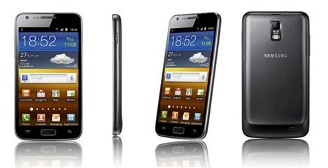 サムスン電子、LTE対応の「GALAXY S2 LTE」と「GALAXY Tab 8.9 LTE」を発表!