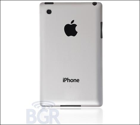 iPhone 5には新デザインが採用され、2012年秋にも発売?