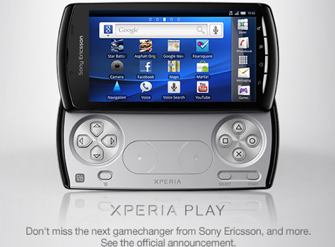 ソニーエリクソン、ドコモから発売の「Xperia PLAY SO-01D」を9月15日(木)に発表か。