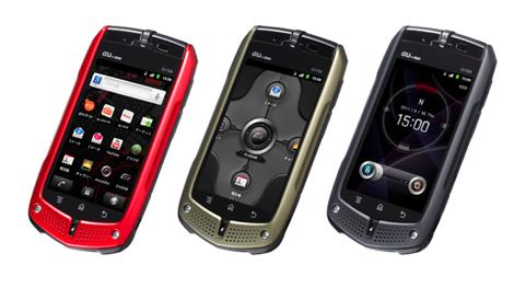 携帯電話販売ランキング、「Xperia acro SO-02C」が2週連続首位を獲得!「G'zOne IS11CA」は3位。
