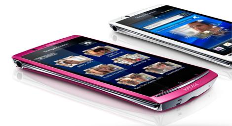 ソニー・エリクソン、2011年発売のXperiaシリーズ全てのモデルにAndrtoid 4.0へのバージョンアップを行うと発表!