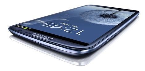 サムスン電子の「GALAXY SⅢ」が早くも販売台数100万台を突破。