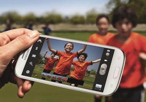 「GALAXY SⅢ」の発売日は3G版が5月29日に欧州で発売!LTE対応版は今夏発売。