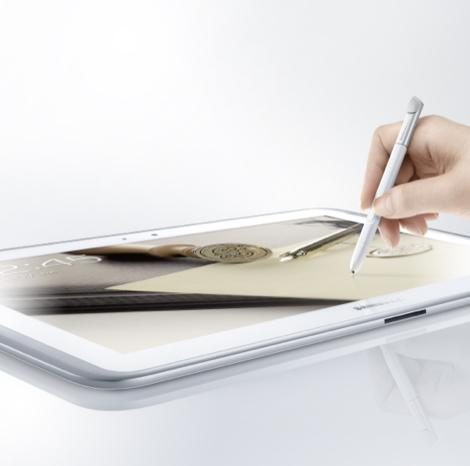 サムスン、10.1インチの液晶を搭載したタブレット「GALAXY Note 10.1」を発表!