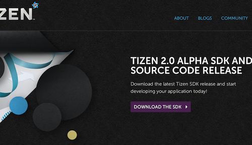 サムスン、2013年に「Tizen(タイゼン)」を採用したスマートフォンの発表を認める。