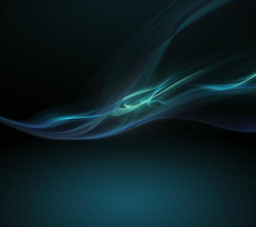 「Xperia Z」のロック画面とホーム画面の画像がリークされる。