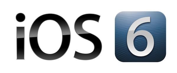 iOS6.xにアップデートされたiOSデバイスがはやくも83%に到達ー米国、カナダで