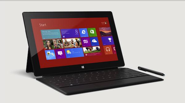 第2世代「Surface」の部品出荷が2013年6月末より開始かーRTは小型化に?