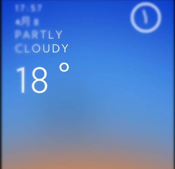 こ、この操作性はおもしろい!お天気iPhoneアプリ「SOLAR」
