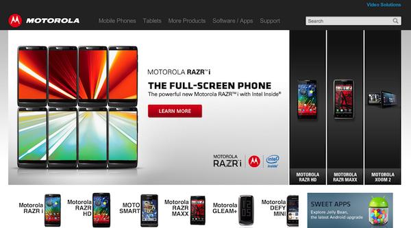 Motorola X Phoneの発売日は2013年8月以降に?