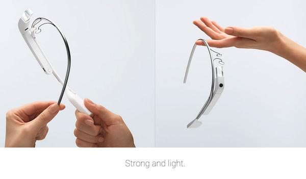 開発者向けGoogle Glassの転売、譲渡、貸与が禁止。規約を破るとただのメガネに。