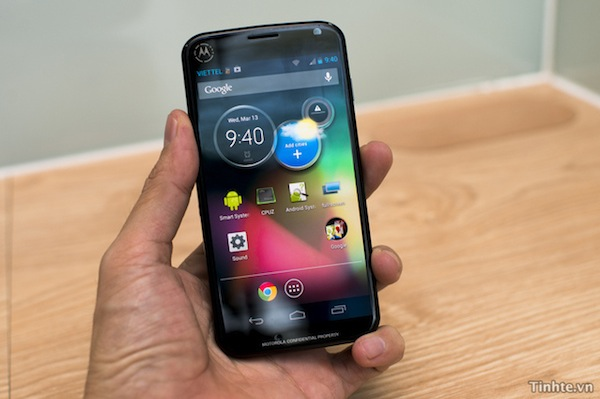 「Motorola X Phone」がFCCを通過