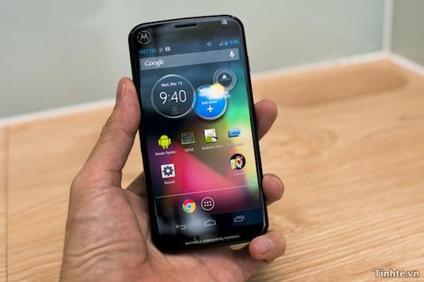 Motorola X Phoneは「Moto X」という名称で10月に発売?
