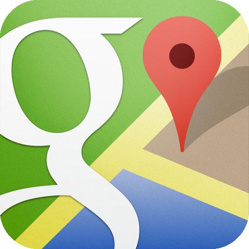 【iPhone】渋滞状況をGoogleマップで確認する方法