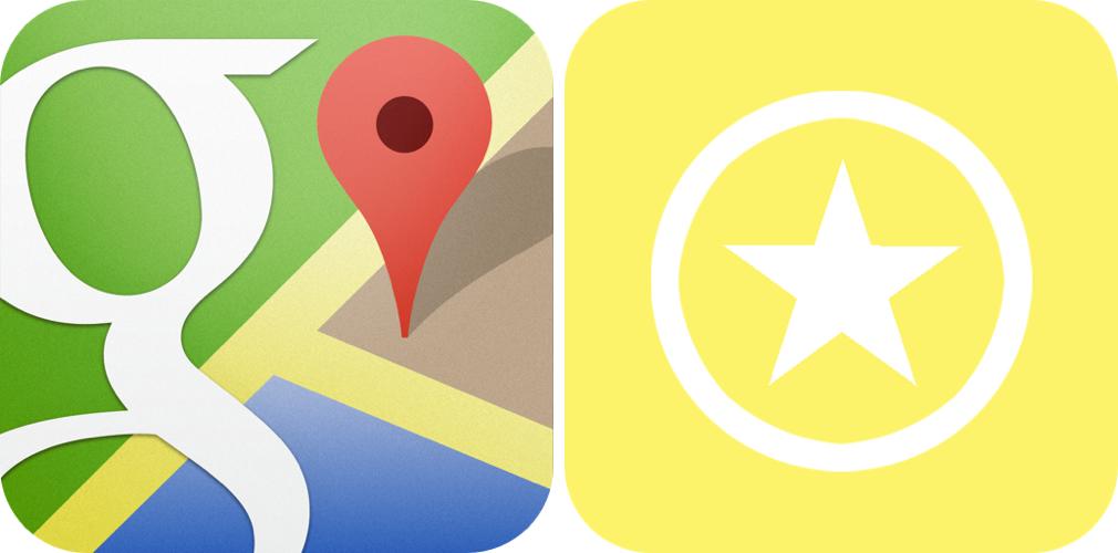 【iPhone】通知センターから素早くGoogleマップのルート検索を利用する方法