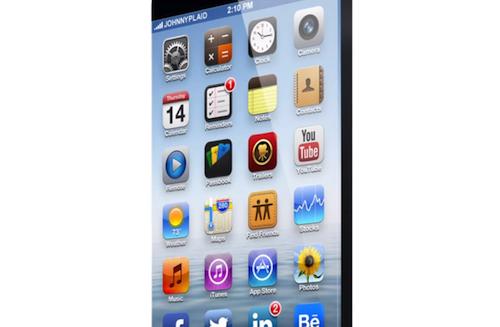 iPhone6のコンセプト動画が登場ーホームボタンにジェスチャー機能を搭載