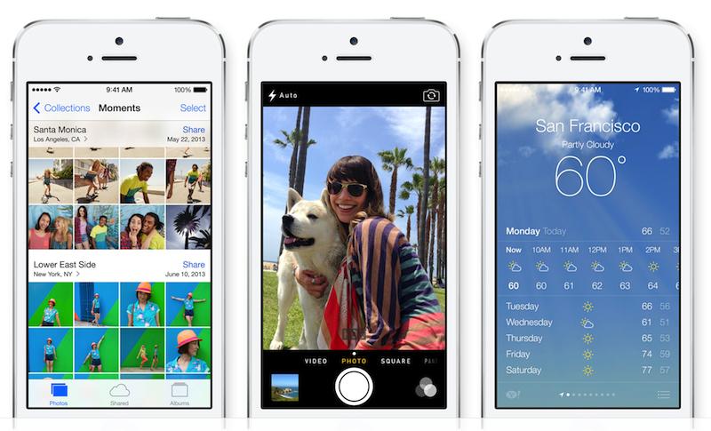 Apple、開発者向けにiOS7ベータ6版を提供!