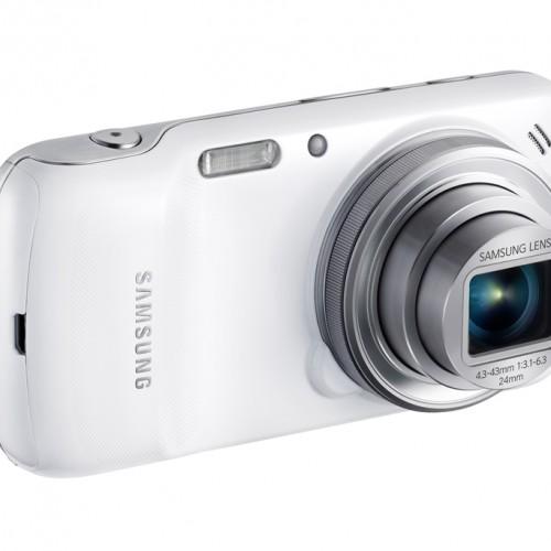 サムスン、「GALAXY S4 Zoom」を発表ー1600万画素、光学10倍ズームのカメラを搭載