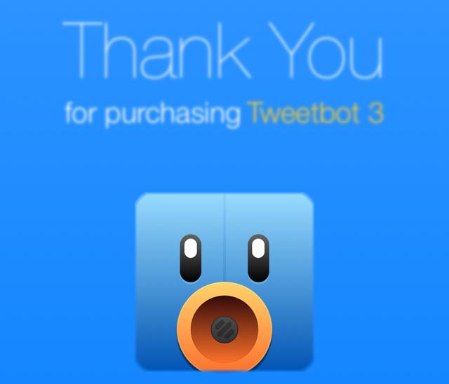 Tweetbot 3 for iPhoneがバージョン3.1にアップデート!追加機能など変更点を紹介します!