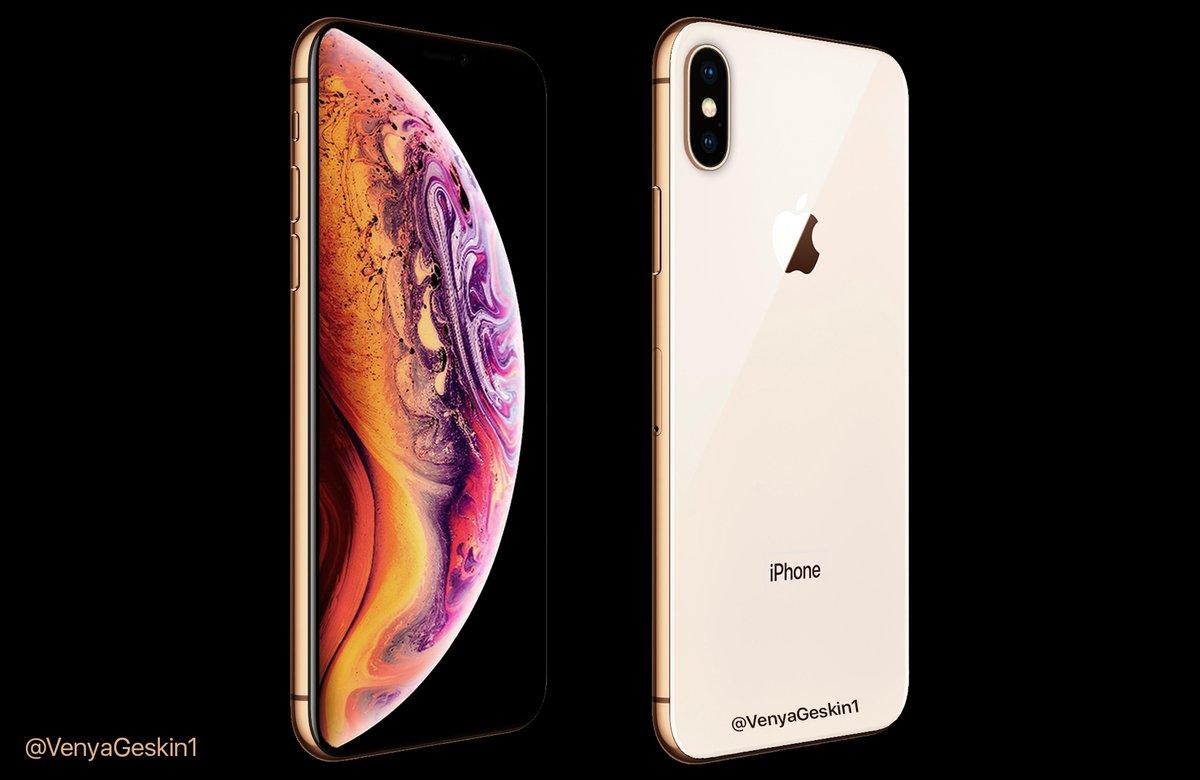 新型iPhoneの名前は「iPhone Xs」「iPhone Xs Max」か