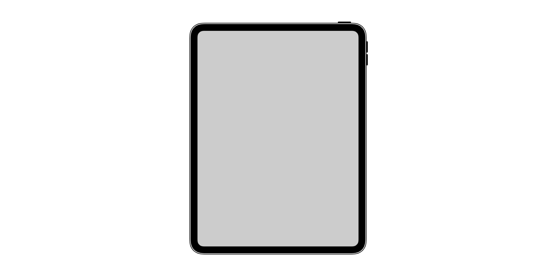 明日発表、新型iPad Proのアイコンが流出。フロントデザインが明らかに