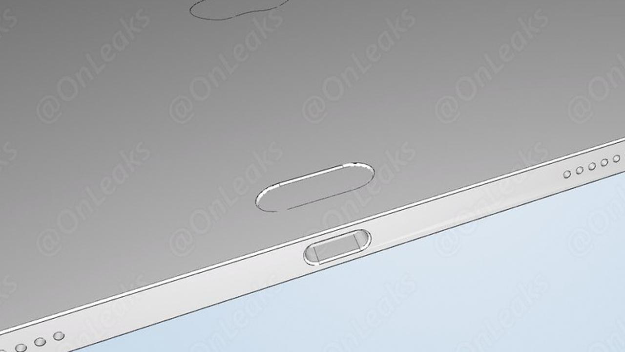 新型iPad Pro、レンダー画像が登場。新デザイン採用か
