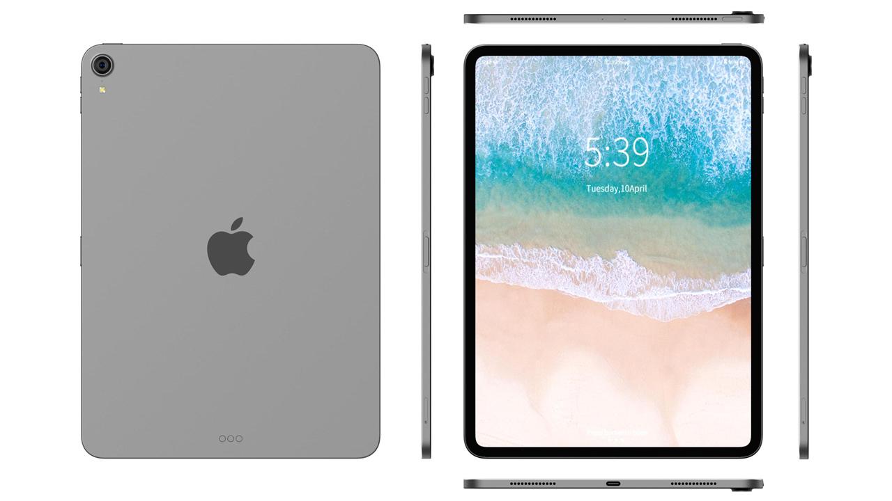 新型iPad Pro、ボディの小型化・薄型化でイヤホン端子は廃止へ