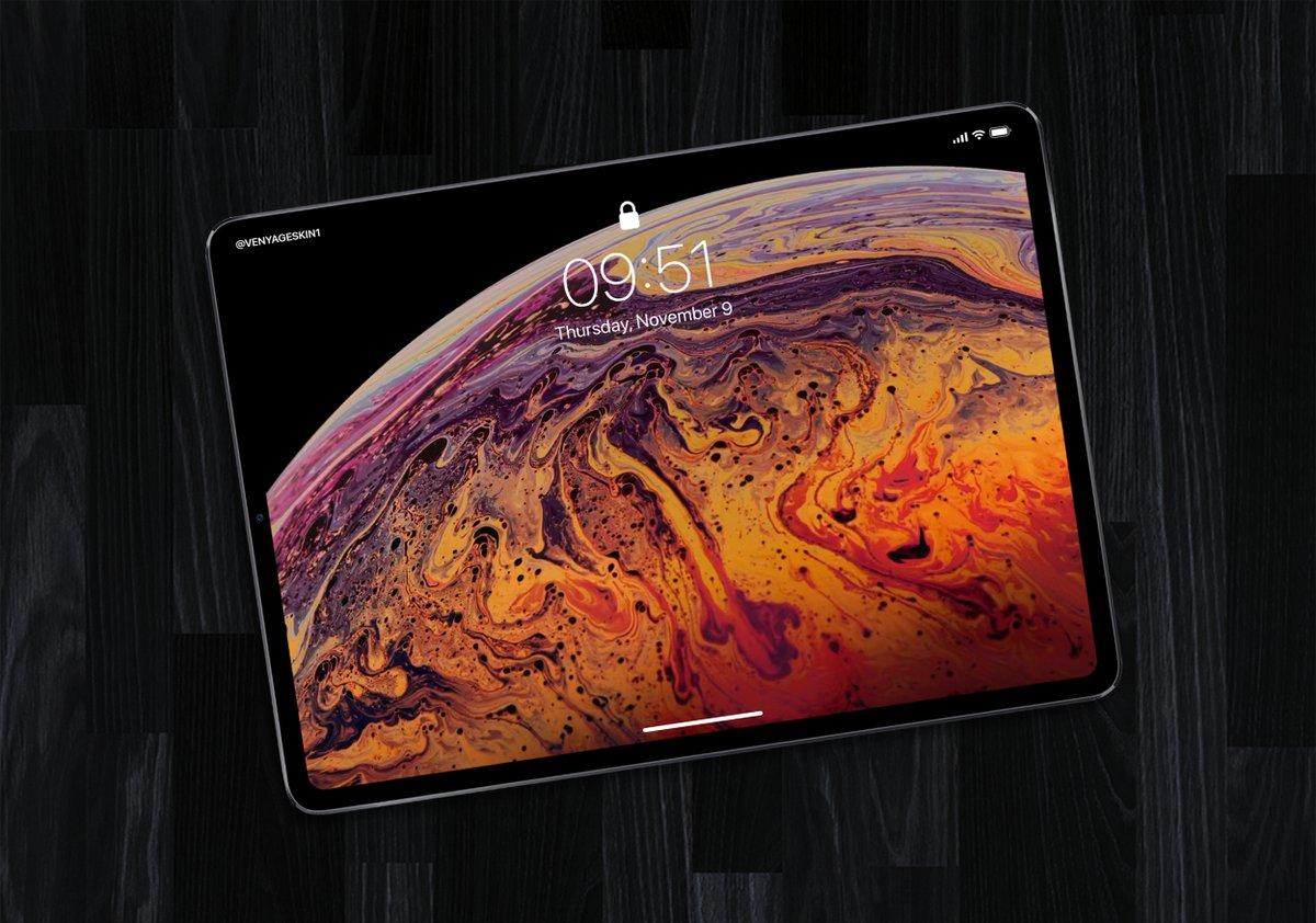 新型iPad Pro、10.5インチ・12.9インチの2サイズ展開か