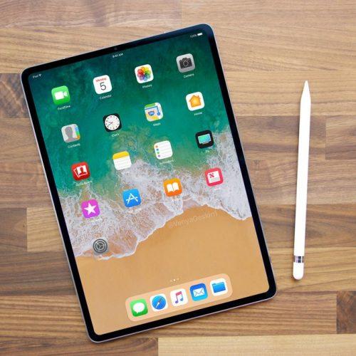 新型「iPad Pro」、ベゼルレス&顔認証対応で6月発売か