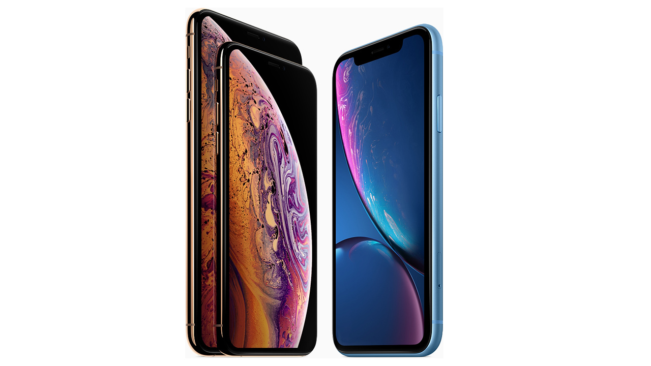 2019年の新型iPhone、同じ3種類の画面サイズに。iPhone SEの後継はナシか