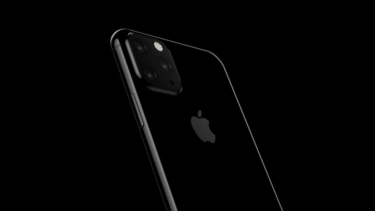 今年の新型iPhone、レンダー画像が公開。やはりトリプルレンズカメラを搭載か