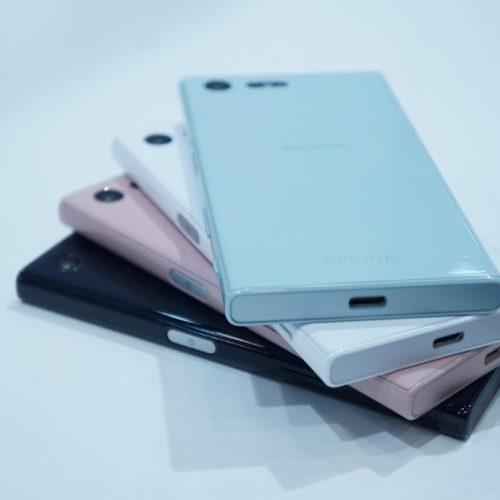 ドコモ、Xperia XZ / X Compactを11月2日に発売。価格は実質26,568円から